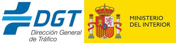 DGT Dirección General de Tráfico, Ministerio del Interior